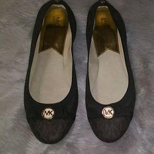 Michael kors dixie ballet shoes